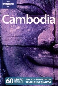 Cambodia /Kambodža/ - Lonely Planet Guide Book - 7th ed.