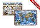 Historický svět + Mapa světa pro děti ZDARMA