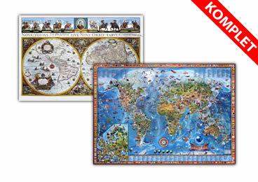 Historický svět + Mapa světa pro děti ZDARMA, Sleva 23%, Doprava zdarma