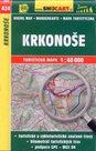 Krkonoše - mapa SHOCart č. 424 - 1:40 000