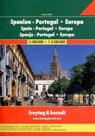 Španělsko, Portugalsko / Evropa - autoatlas Freytag & Berndt 1:400 000 / 1:3 500 000