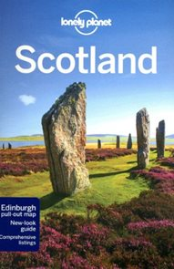 Scotland /Skotsko/ - Lonely Planet Guide Book - 6th ed.