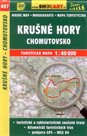 Krušné hory - Chomutovsko - mapa SHOCart č.407 - 1:40 000