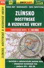 Zlínsko, Hostýnské a Vizovické vrchy - mapa SHOCart č.470 - 1:40 000