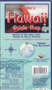 Hawaii Guide Map