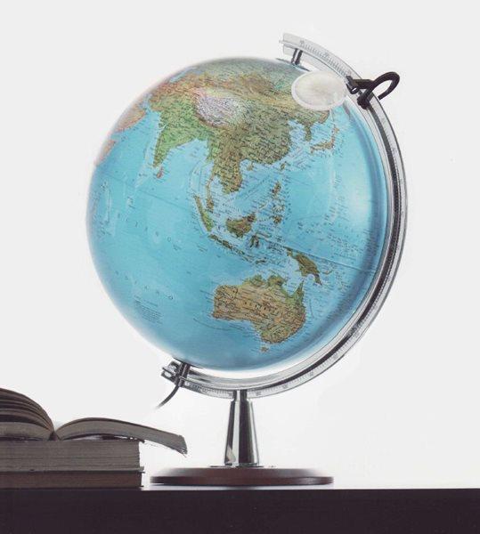 Globus Atlantis /Magnificus/ 37 cm, Doprava zdarma