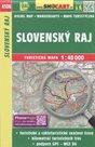 Slovenský ráj 1:40 000