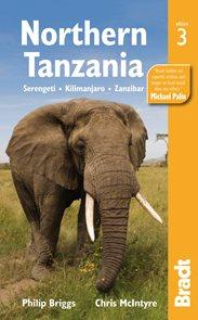 Severní Tanzánie - průvodce Bradt v angličtině