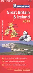 Velká Británie a Irsko 1: 1M 2013