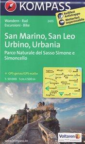San Marino, San Leo Urbino, Urbania