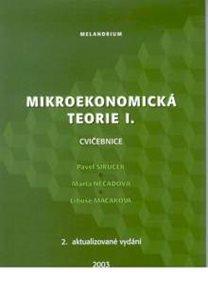 Mikroekonomická teorie l. Cvičebnice