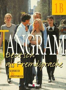 Tangram 1B Kursbuch und Arbeitsbuch (Ausg.in 4 B.)