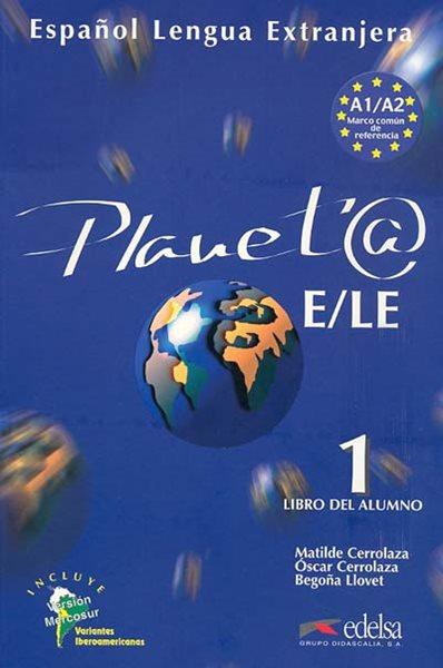 Planeta 1 učebnice - Cerrolaza Matilde, Sleva 75%
