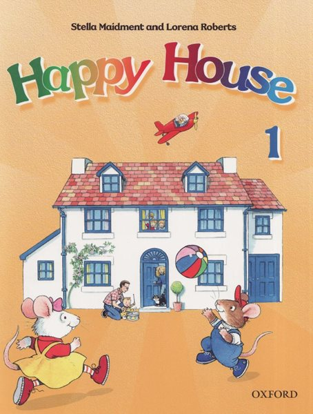 Happy House 1 Class Book (učebnice) - Maidment S., Roberts L. - A4, brožovaná
