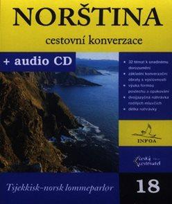 Český cestovatel 18-Norština+audio CD
