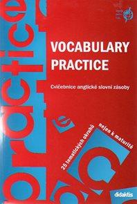 Vocabulary practice - cvičebnice anglické slovní zásoby