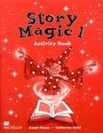 Story Magic 1 Activity Book - House,Scott