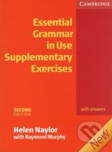 Essential Grammar in Use Supplementary Exercises with answers - NEW, Second Edition
