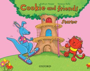 Cookie and Friends Starter Students Book