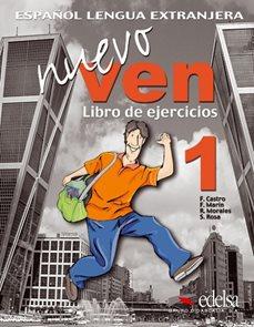 Nuevo Ven 1 - pracovní sešit + CD