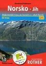 Jižní Norsko - turistický průvodce Rother / Norsko