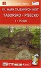 Mapa tajemných míst -3- Táborsko a Písecko - GČS