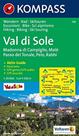 Val di Sole - mapa Kompass č.119 1:35 000