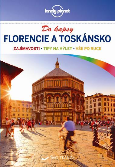 Florencie a Toskánsko do kapsy - Lonely Planet - 11x15 cm