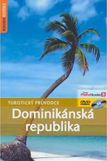 Dominikánská republika - pr. Rough Guide-Jota - 14x20 cm