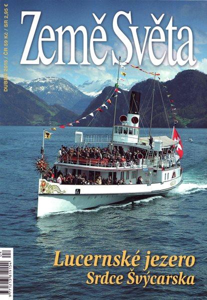 Země světa - Lucernské jezero 4/2015 - A5