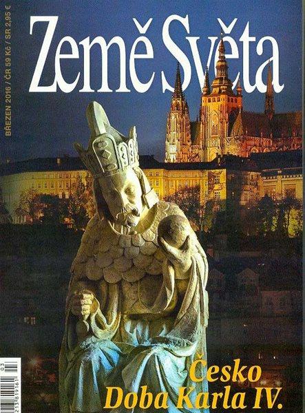 Země světa - Česko - Doba Karla IV. 3/2016 - A5