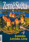 Země Světa - Estonsko,Lotyšsko ,Litva  2/2018