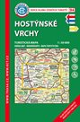 Hostýnské vrchy - mapa KČT č. 94 - 1:50 000