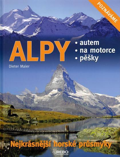 Alpy - Dieter Maier - 22x29 cm