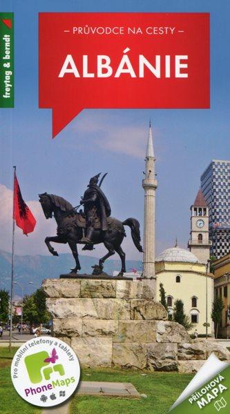 Průvodce na cesty Albánie - Josef Hora - 12x22 cm