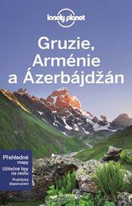 Gruzie, Arménie a Ázerbájdžán - průvodce Lonely Planet