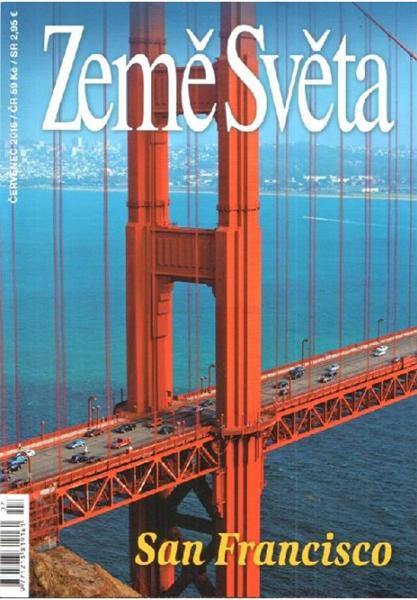 Země Světa - San Francisco 7/2016