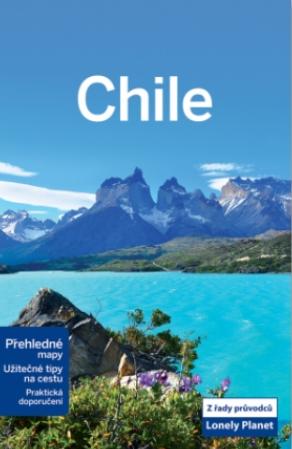 Chile - průvodce Lonely Planet - 13x20 cm