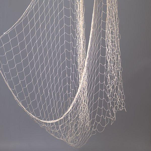 Bavlněná rybářská síť 400 x 100cm