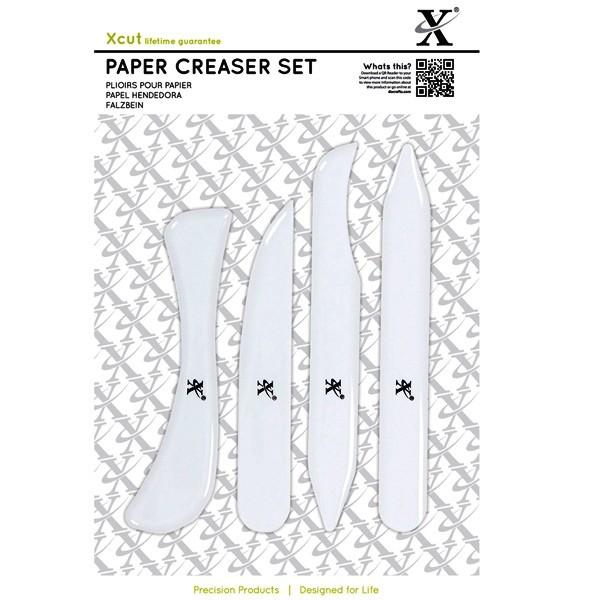 Sada nástrojů na ohýbání papírů (4ks)