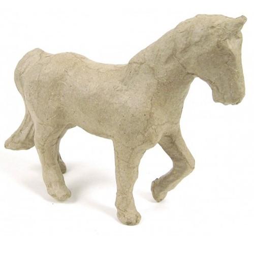 Kartonový kůň, 4 x 13 x 11cm