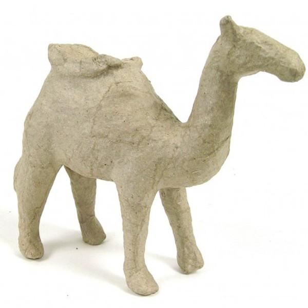 Kartonový velbloud 12,5 x 14 x 4cm
