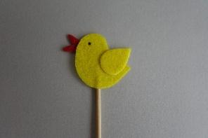 Kuřátko malé - zápich