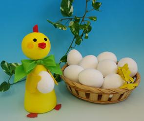 Sada na výrobu kuřátka - 1 kus