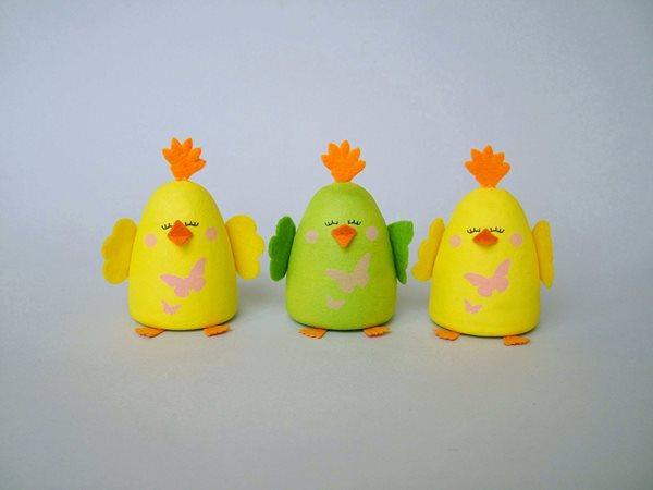 Sada na výrobu kuřátka