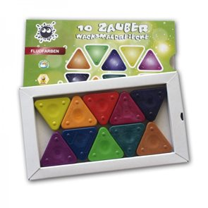 Magická voskovka - 10 barev - Neon