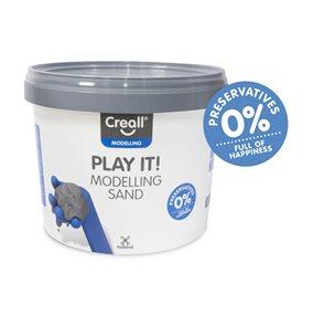 Modelovací písek Creall Play It! - přírodní - 5 kg