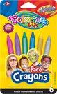 Obličejové barvy Colorino - 6 barev - metalické