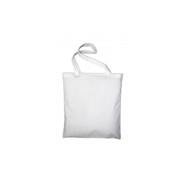 Textilní taška k domalování - bílá