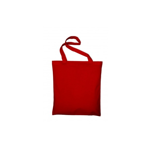 Textilní taška k domalování - červená